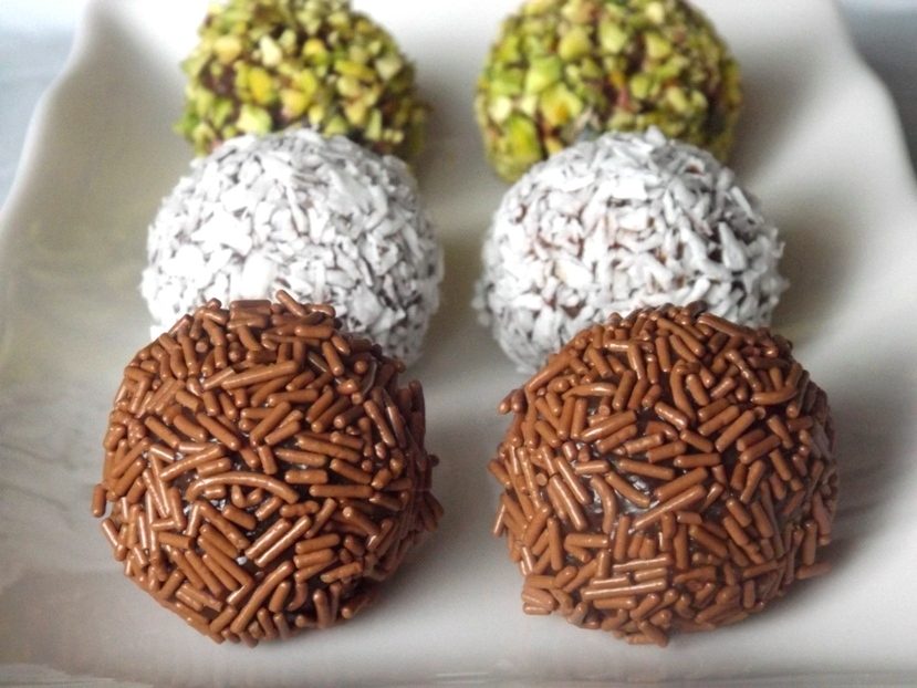 These Brazilian chocolates are really soft, sweet and melt and in the ...