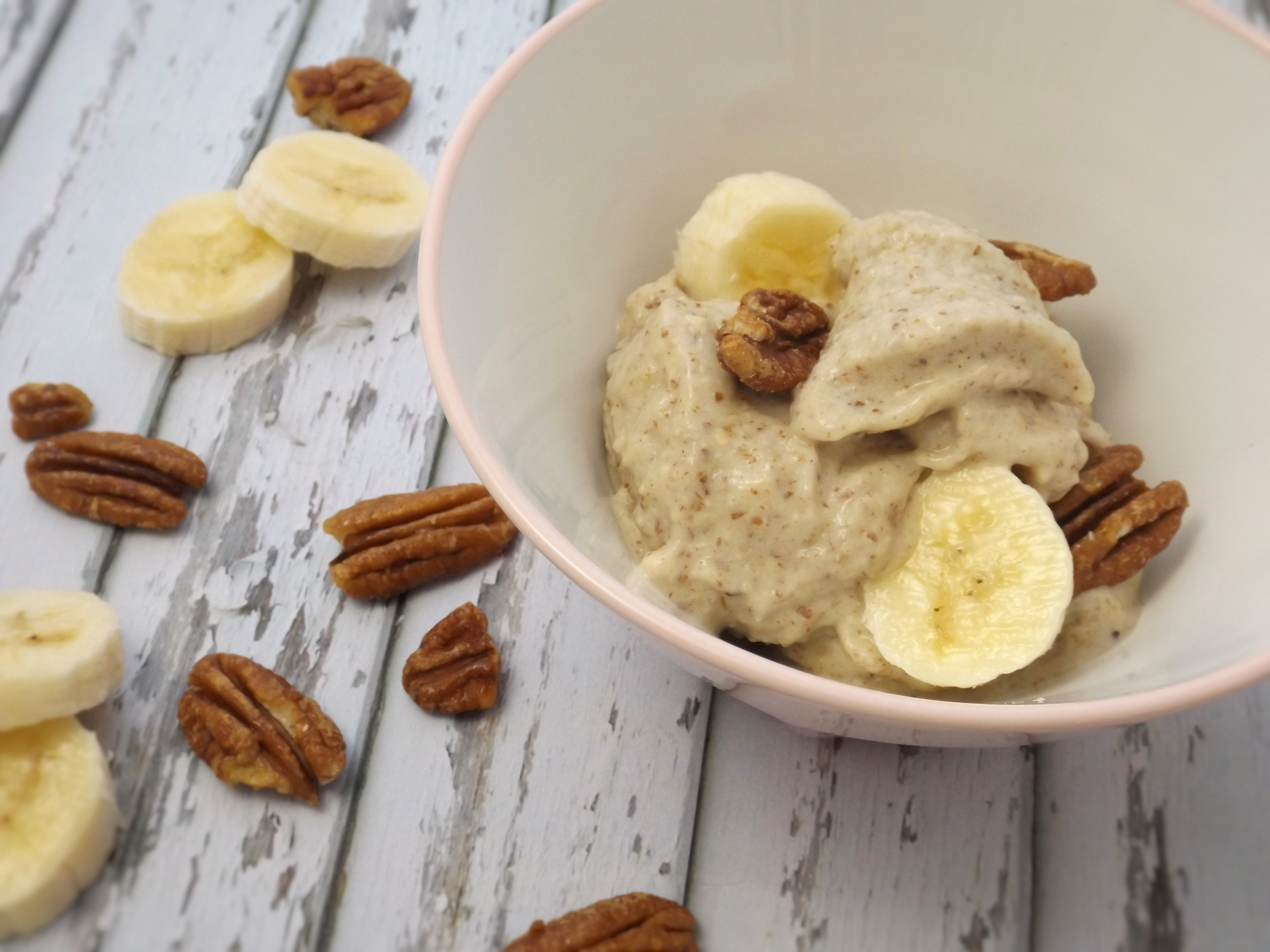 ... ice cream but this simple recipe is totally guilt free. In fact it's